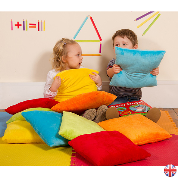 Eden softies cushions pack brights lf 4