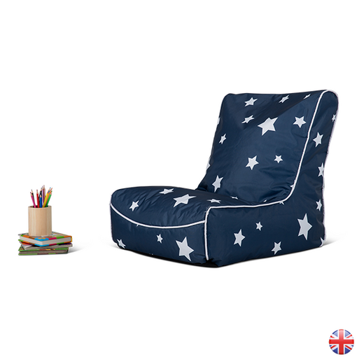 Uv star print foam seat for indoor or outdoor