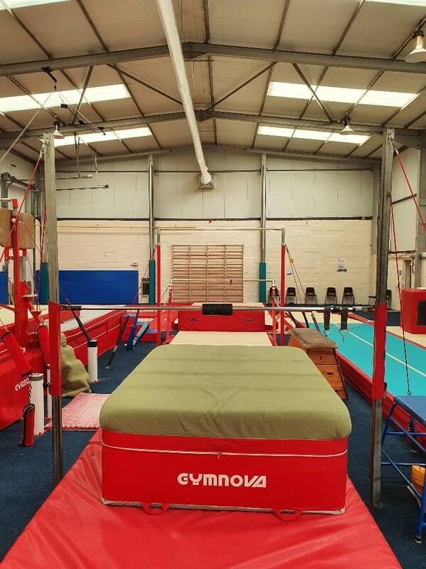 Summerfield gymnastics