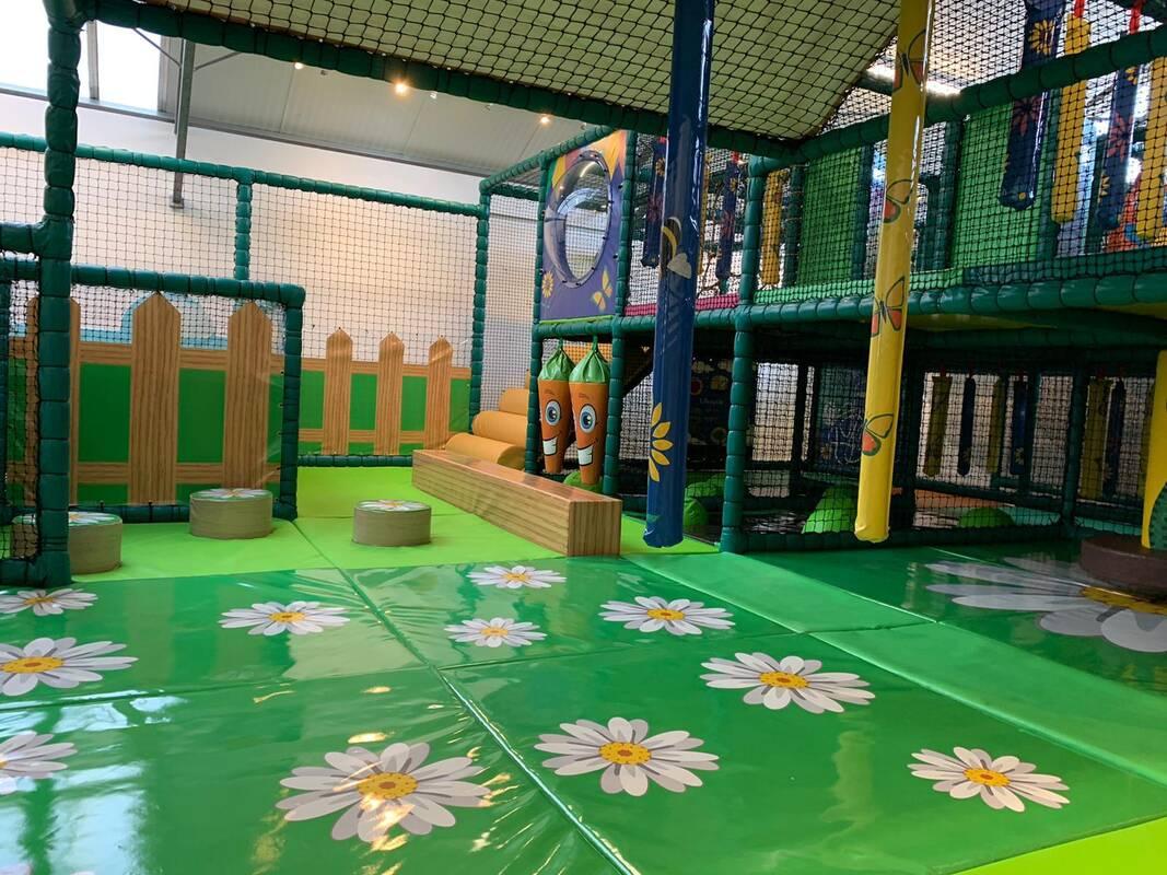 Dobbies woodcote green soft play area
