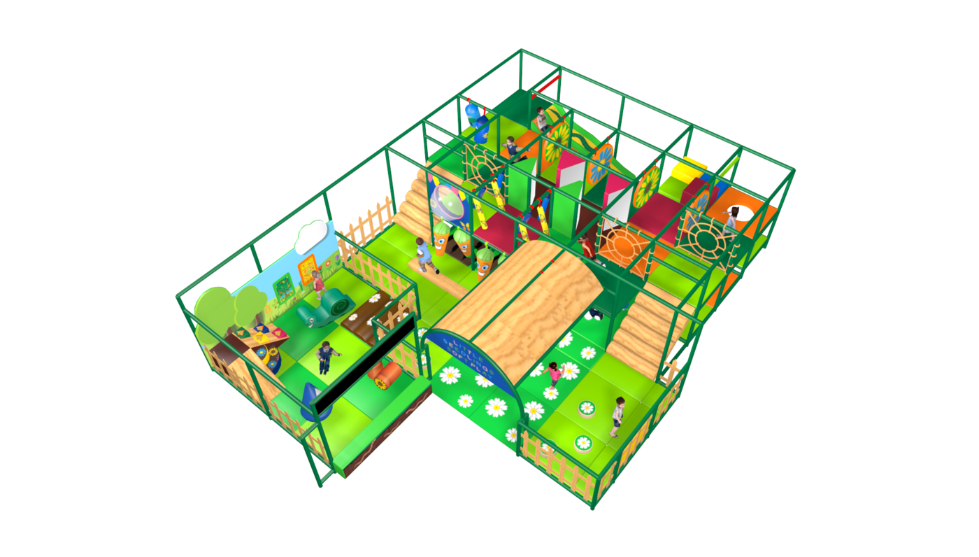 Indoor soft play area dobbies woodcote green